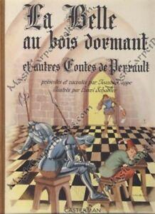 Conte La Belle Au Bois Dormant : conte, belle, dormant, BELLE, DORMANT, Perrault, FAIRY, TALES, Sleeping, Beauty, FRENCH