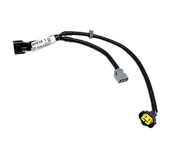 Genuine Passenger Right Fog Light Lamp Wiring Harness
