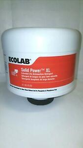 Ecolab Dishwasher Detergent : ecolab, dishwasher, detergent, ECOLAB, SOLID, POWER, POUND, WASHING, DETERGENT