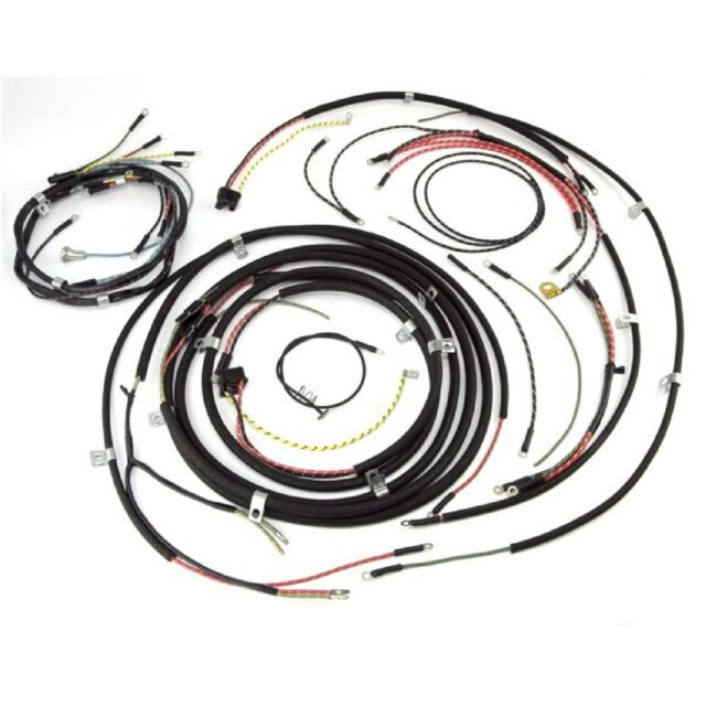 Omix-ADA 17201.05 Complete Wiring Harness for 48-53 Jeep