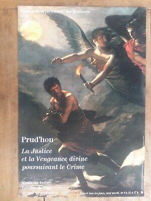 La Justice et la Vengeance divine poursuivant le Crime, de