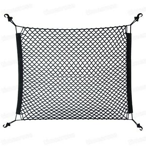 4 Hook Car Trunk Storage Cargo Luggage Net Holder fit for