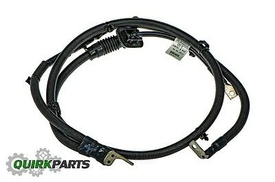 2007-2009 DODGE FREIGHTLINER SPRINTER BATTERY CABLE WIRING