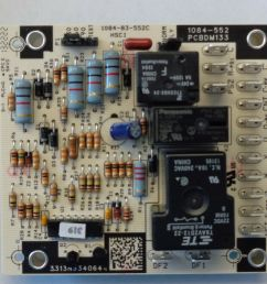 Goodman Heat Pump Defrost Control Board Wiring Diagram ... on