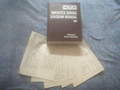 1997 toyota land cruiser wiring diagram schematics  ebay