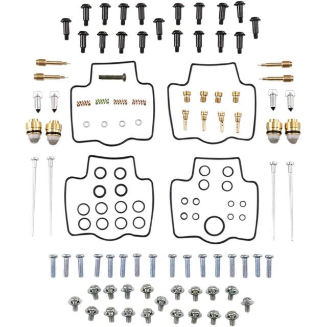 Carburetor Carb Repair Kit for 1998-1999 Kawasaki Zx900