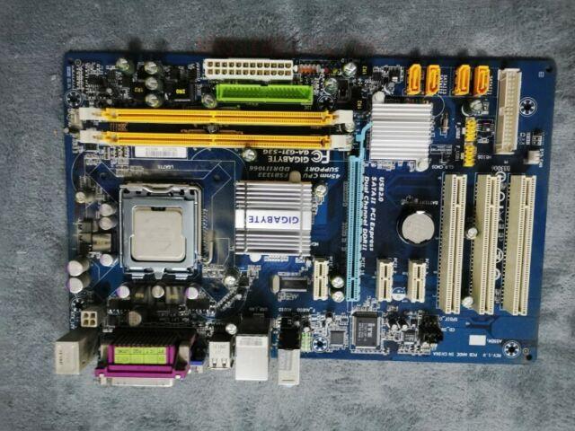 1pcs Used Gigabyte GA-G31-S3G motherboard   eBay