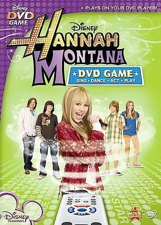 Hannah Montana Games Online : hannah, montana, games, online, Hannah, Montana, (DVD,, 2008,, Game), Online