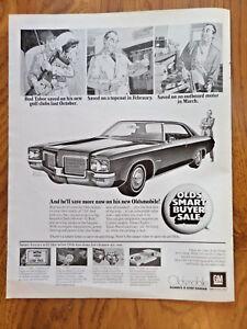 1971 Oldsmobile Delta 88 : oldsmobile, delta, Oldsmobile, Delta, Hardtop, Coupe, Smart, Buyer