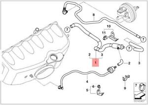 Wiring Diagram Database: Bmw E46 Vacuum Hose Diagram