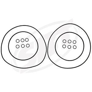Polaris Head O'Ring Kit 2002 2003 2004 Octane 2002 2003