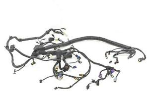 2015 Harley FXDWG Dyna Wide Glide Main Wiring Harness ABS