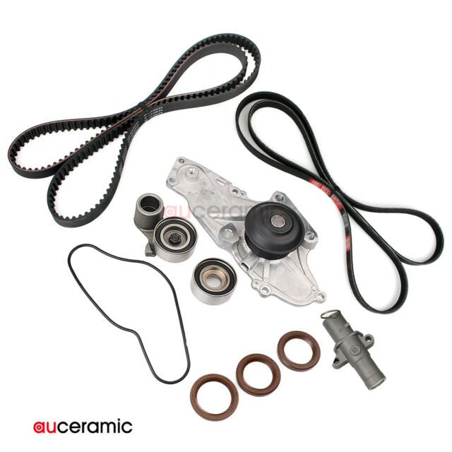 Timing Belt Kit Water Pump V-Belt for 03-14 Honda Odyssey