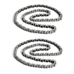 KMC Cam Timing Chains Pair For Can-Am Outlander Max 500