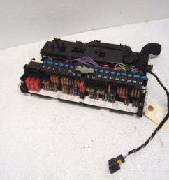 2004 2006 e46 bmw 325ci 330ci interior fuse box relay junction oem lot310 [ 1600 x 1200 Pixel ]