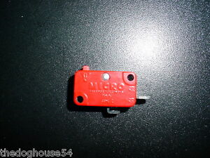 MICRO SWITCH V332 Remote Control Neutral Start Safety