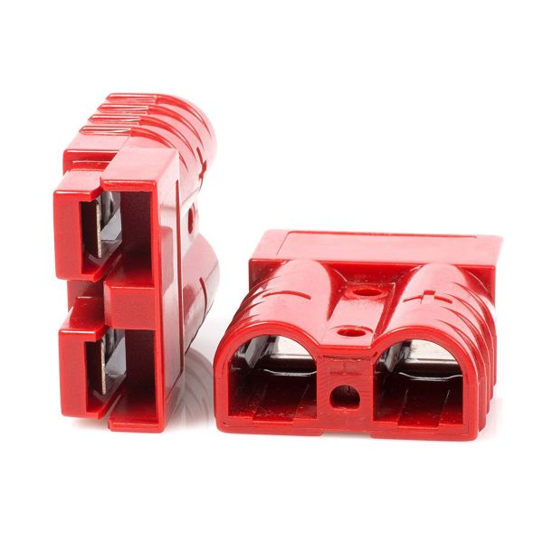 12v 24v 50a Automotive Car Battery Quick Disconnect Winch Cable Plug Connectors