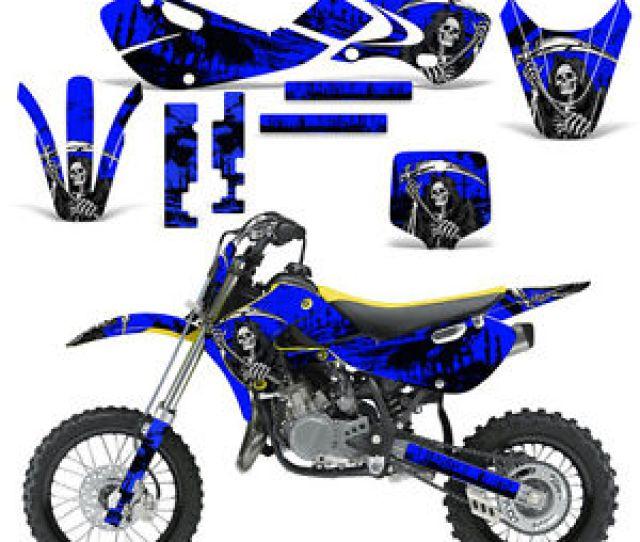 Image Is Loading Decal Graphic Kit Kawasaki Klx110 Kx65 Kx Dirt