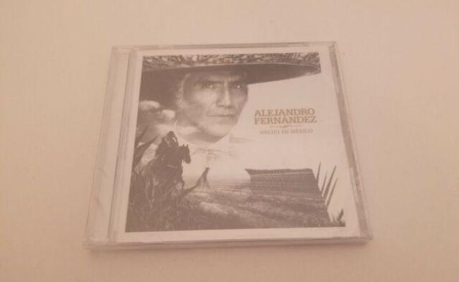 Alejandro Fernandez Hecho En Mexico Cd Sealed New Ebay