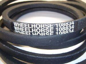 Toro Wheel Horse OEM original 108834 mower deck PTO drive