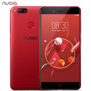 Nubia Z17 Mini 6GB 64GB Snapdragon 652 Octa Core 4G Smartphone Dual Rear Camera