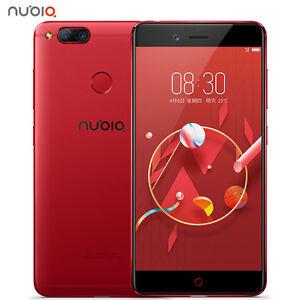 Nubia Z17 Mini 6GB 64GB Snapdragon 652 Octa Core 4G Smartphone Dual Rear Camera