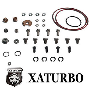 KKK K14 K16 Turbo Repair Rebuild Kit Citroen BX TRD JUMPER