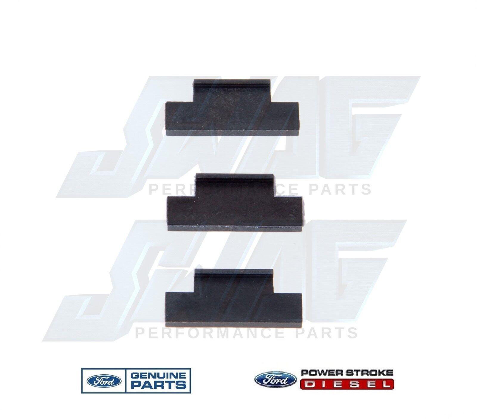 hight resolution of 99 03 7 3l powerstroke diesel genuine ford valve cover gasket retainer push lock