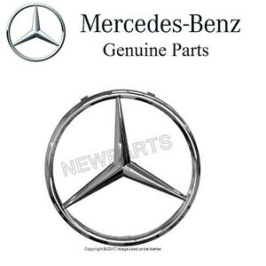 For Mercedes R171 SLK-Class Front Star In Grille Assembly