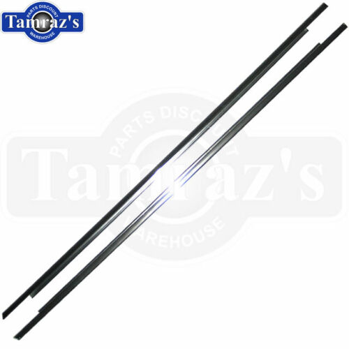 82-88 G Body T-Top Roof Panel Side Trim Molding Drip Rail