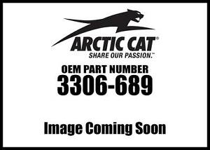 Arctic Cat Atv 250 Utility Cover Battery Red 3306-689 New