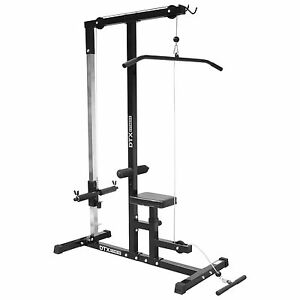 DTX Fitness Home Multi Gym Cable/Lat Pull Down Workstation