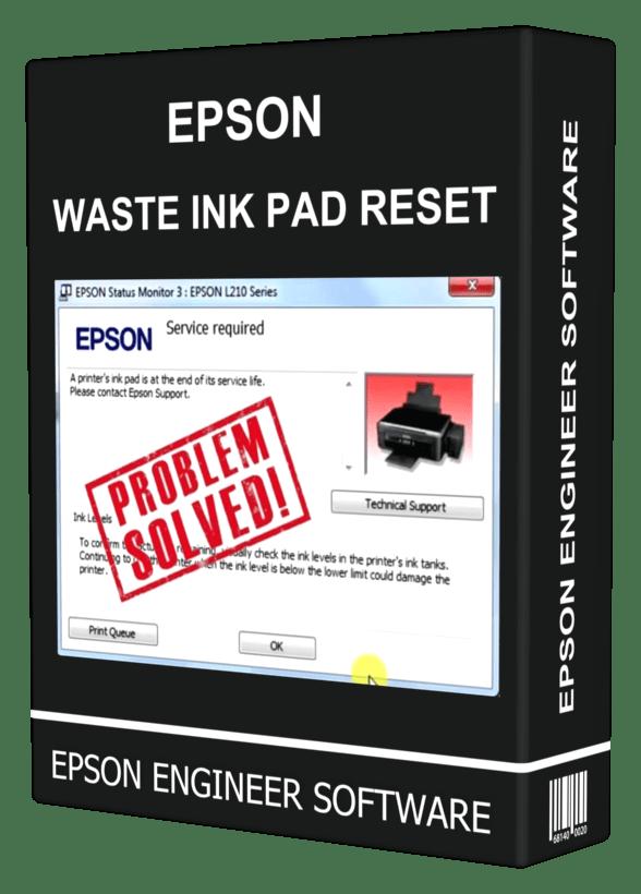 Epson L210 Reset Ink Level : epson, reset, level, Epson, L1300, L1800, Printer, Reset, Waste, Service, Error, Fault, Online