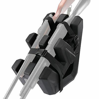 utv in cab on seat shotgun gun holder for polaris rzr ranger xp 1000 900 crew ebay