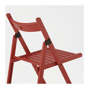 ikea folding chair eames dining original decent terje available in 5 colours ebay image is loading