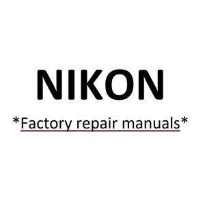 Nikon D1, D3, D40, D50, D60, D70, D80, D90, D200, D300