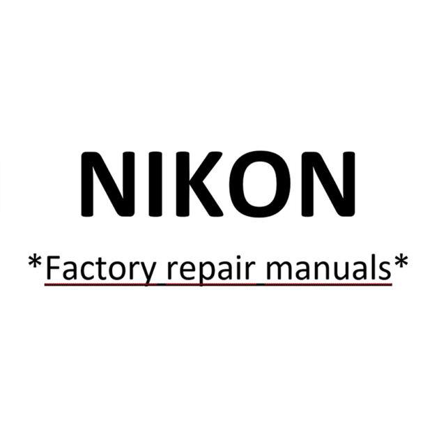 Nikon F50, F55, F60, F65, F70, F80, F401, F801- REPAIR