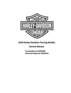 2019 Harley Road Glide Special FLTRXS Service Manual