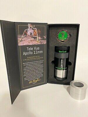 Tele Vue (Televue) Apollo 11 50th Anniversary 11mm Eyepiece. Limited Edition   eBay