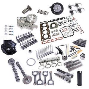 Engine Overhaul Rebuild Kit For VW Golf MK5 MK6 2.0T CBFA