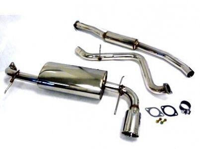 obx flow catback exhaust fits for 2008 2009 subaru impreza wrx 2 5l wagon
