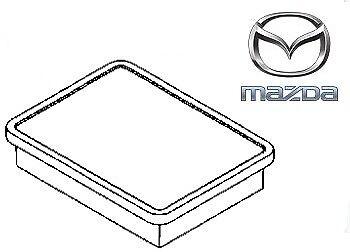 Genuine Mazda CX-5 2012-2017 Diesel Engine Air Filter