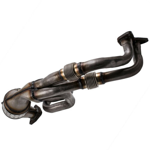 674864 exhaust manifold with integrated catalytic converter for subaru forester car truck parts bennysberries car truck exhausts exhaust parts