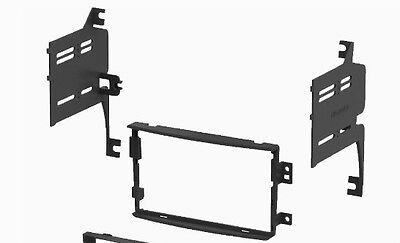 Double Din Radio Install Dash Mount Trim Kit for 2006 2007