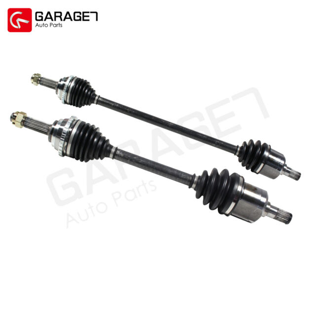 2x Front CV Axle Joint Assembly Fit HYUNDAI Accent Base GT