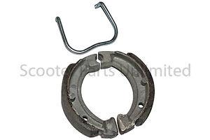 50cc Dirt Pit Bike Engine Motor Brake Pad Shoe Parts For