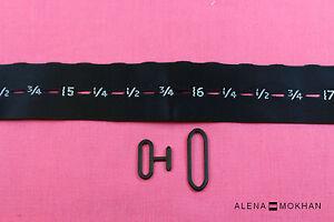 Self Tying Adjustable Sizing Bow Tie Kit Ribbon Bar