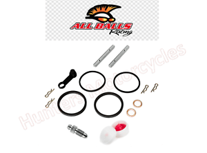 Rear Brake Caliper Seals Pins Rebuild Kit for Yamaha YZF