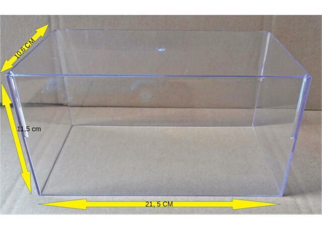 triple 9 1 24 boite vitrine en plexiglass t9 24000