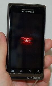 Motorola Verizon Droid 2 A955 Black Android Cell Phone